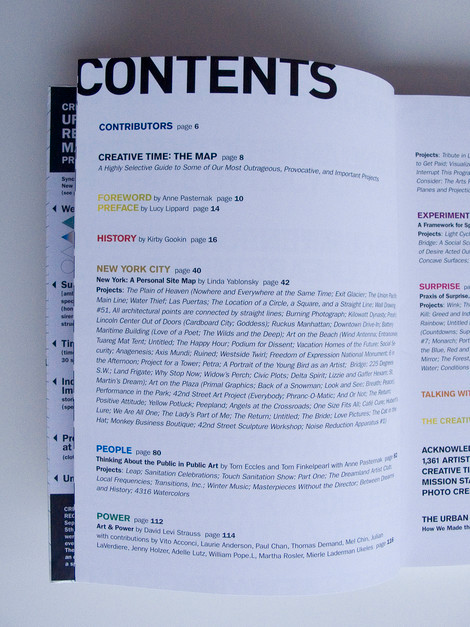 Table Of Content Creative Example Smashing Magazine In 2020 Design Essay Contents