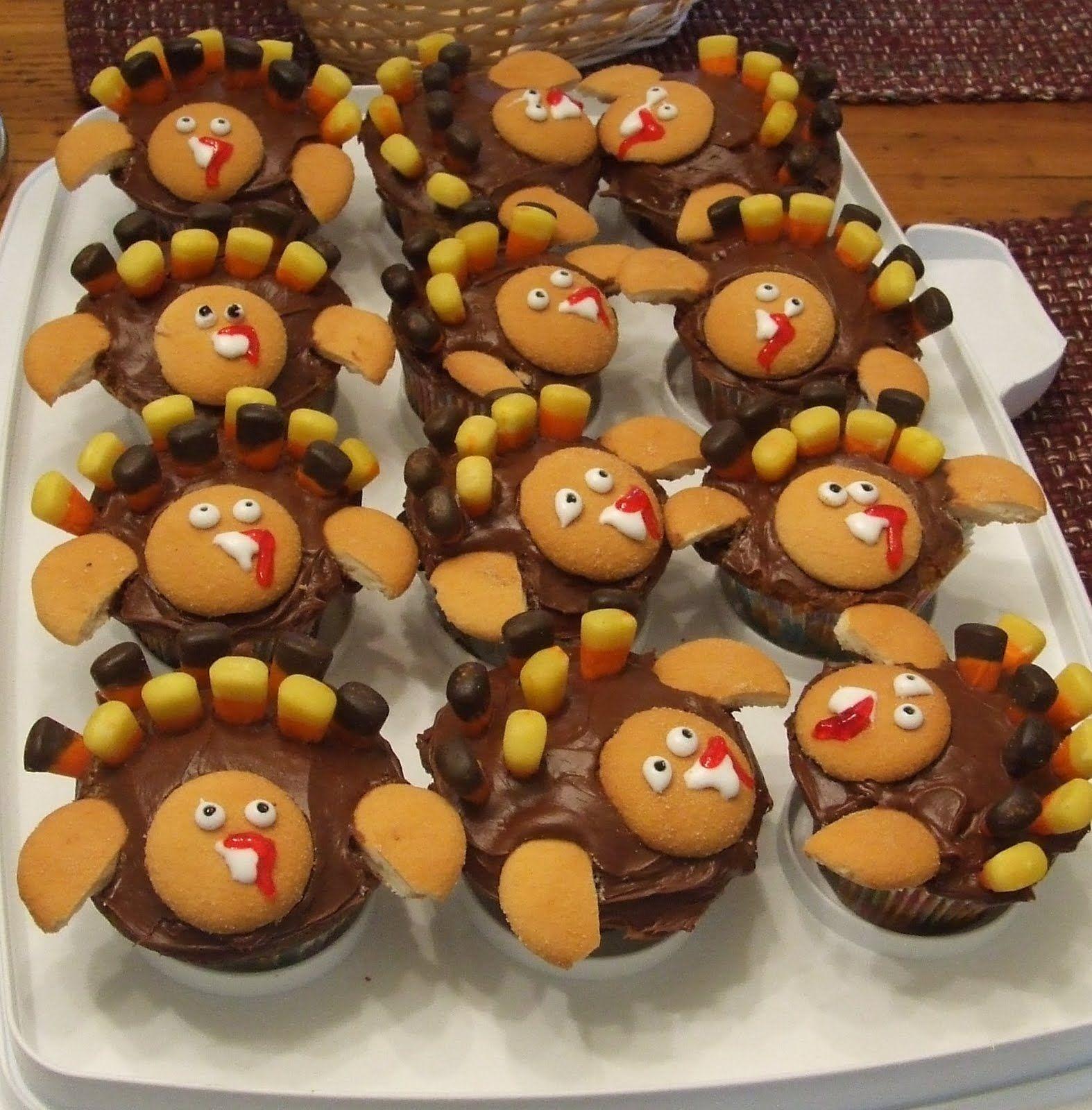 Pics Related: Cute Thanksgiving Dessert