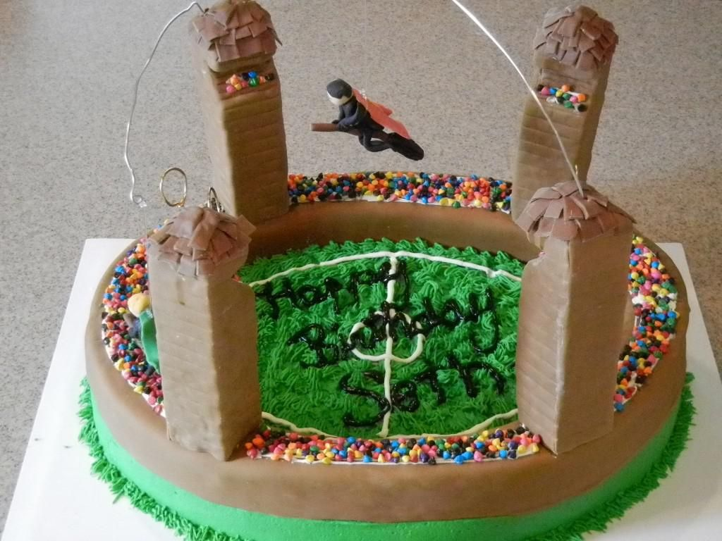 Birthday Cake Ideas Harry Potter : Easy Harry Potter Birthday Cakes Ideas Harry Potter ...