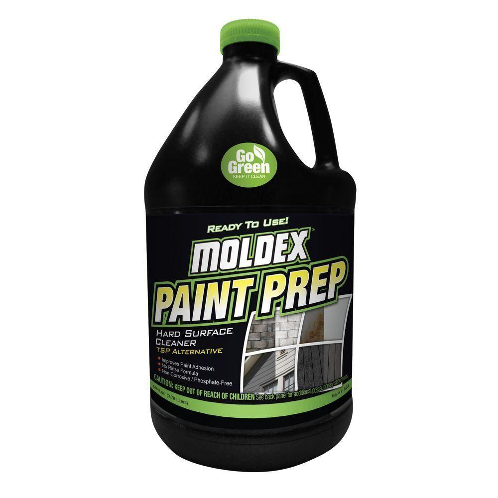 Moldex 1 gal. Paint Prep Hard Surface Cleaner8001 Paint