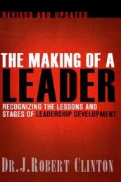 THE+MAKING+OF+A+LEADER+(ISBN:9781612910758)+Author:CLINTON+J+R.+Available+from+CUM+Books+in+South+Africa.