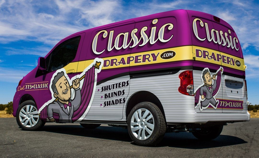 Benefits of vehicle wraps for promotional use Car wrap