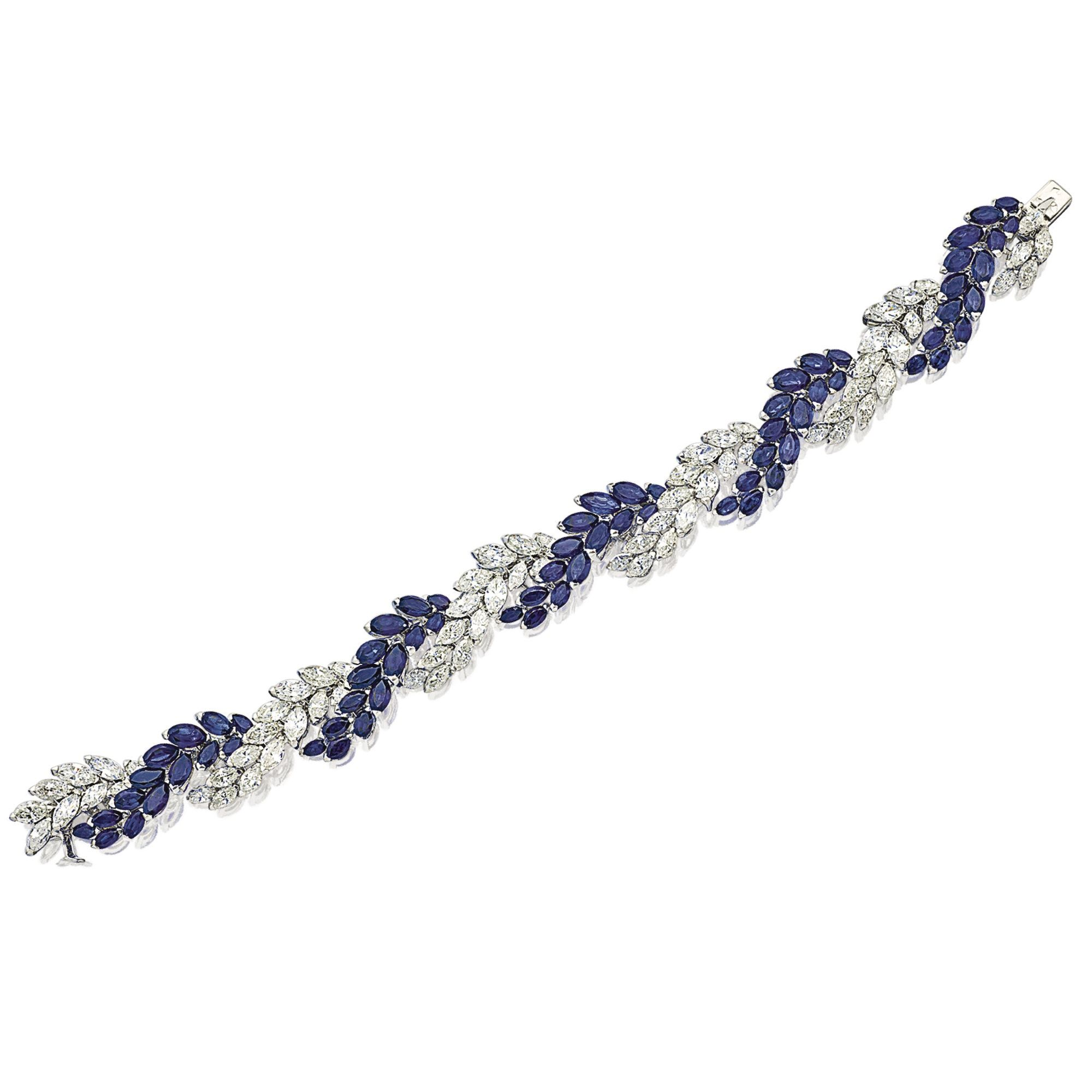 vela dl bracelet diamond shape stone marquise clear