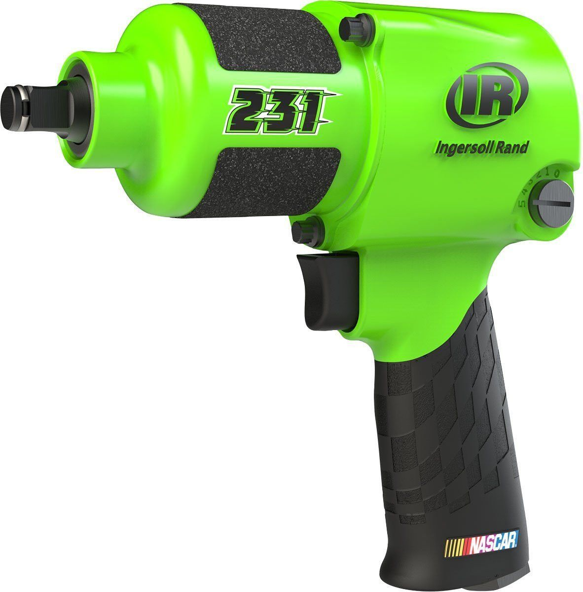 "Ingersoll Rand 231RG 1/2"" Impact Wrench, Green Racing"