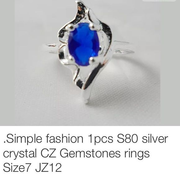 Nice 925 silver ring New and very nice Jewelry Rings