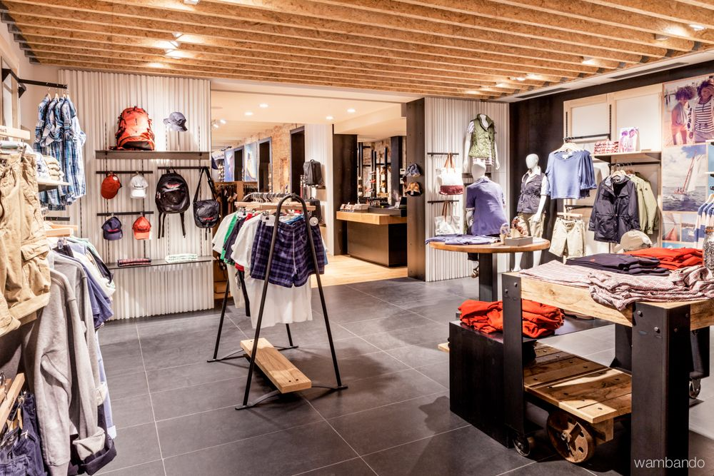 Escarpado Destello novia  Timberland Store Barcelona by CREA
