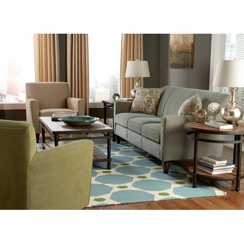 Digby Upholstered Sofa By Flexsteel Upholstered Sofa
