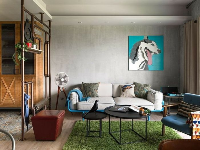 Wohnzimmer Klassisch ~ Wohnzimmer ideen die moderne trifft das klassische ideen