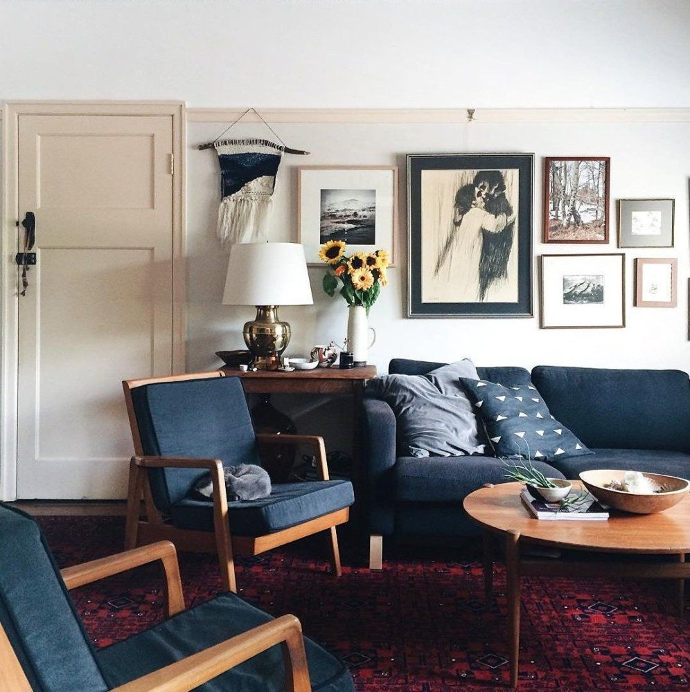 Most Beautiful Living Room Design: 25 Of The Most Insanely Beautiful Rooms On Instagram