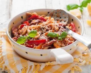 Gratin de légumes à l'emmental léger : http://www