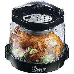 NuWave Oven - I thought this was just a TV product but a friend says it really is great so I'll give it a try.