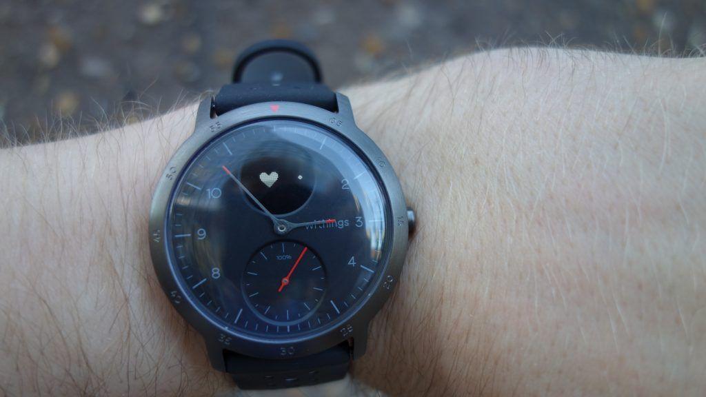 Withings Steel Hr Sport Steel Sports Samsung Gear Watch