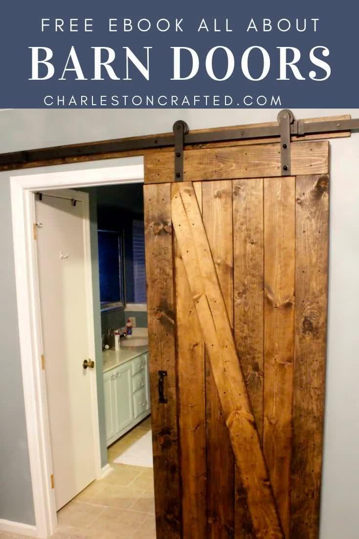 Photo of Considerando una porta della stalla per la tua casa? DEVI scaricare questo eBook GRATUITO! …