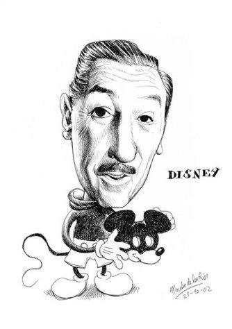 Cineasta Pintor Ilustrador Escritor Caricaturas De Famosos Artistas Tipos De Artes
