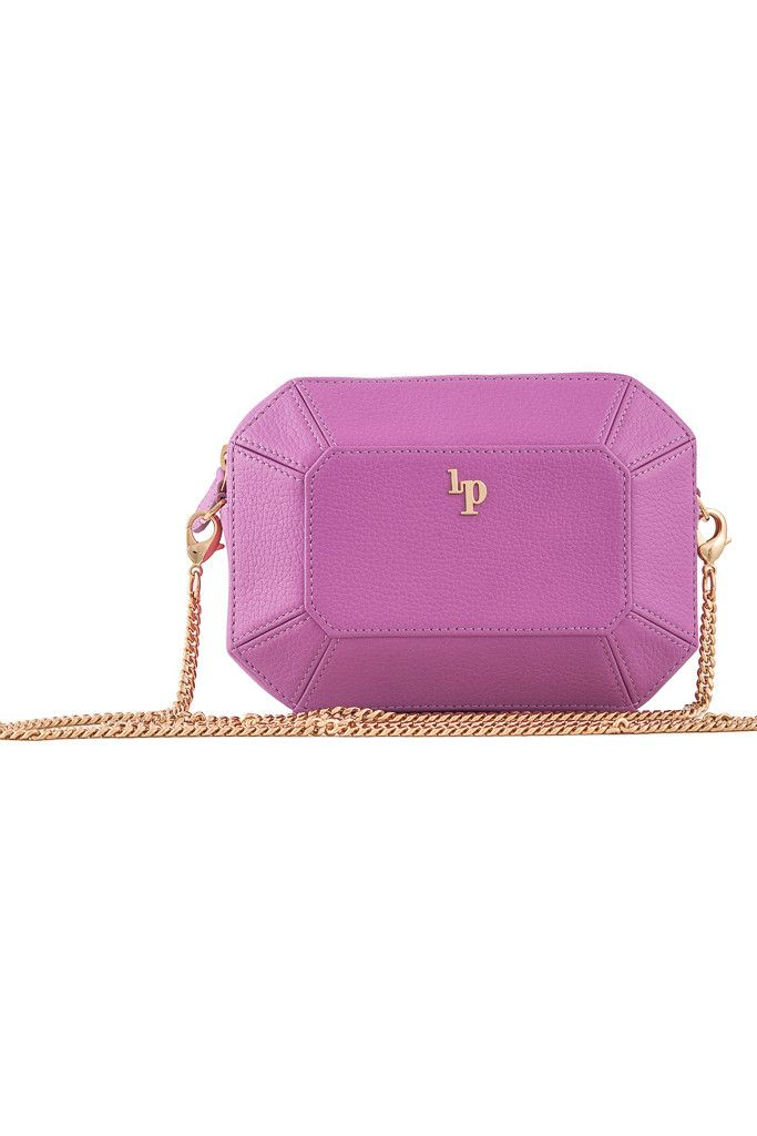 The Amazing La Pelle Australian Designer Handbags Smeraldo Fuchsia Gold Clutch Online Now Get Free Shipping On All Orders Over 100 In Australia