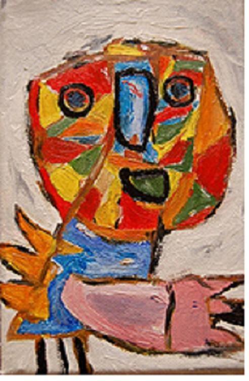 alle schilderijen van karel appel