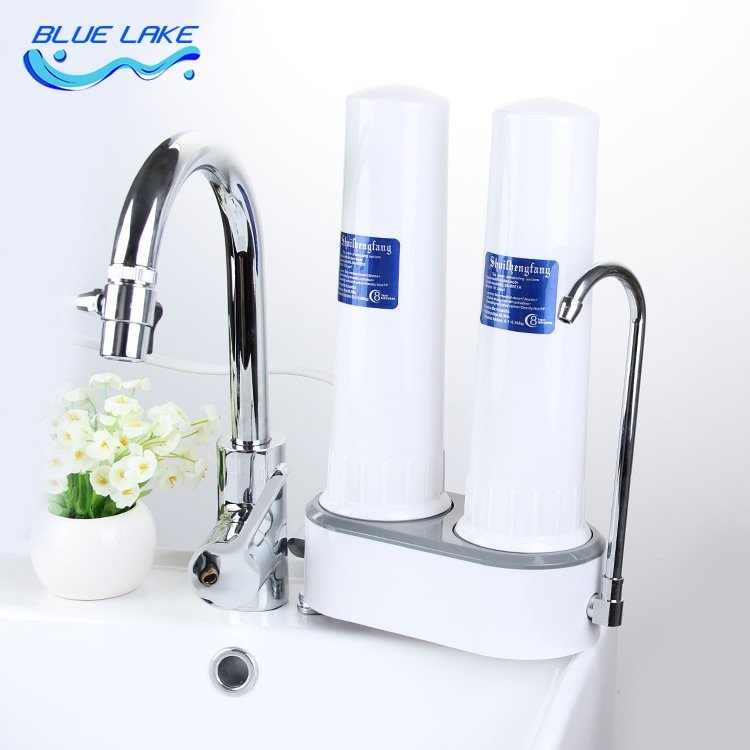 59$ Know more - Two layers of filtration ABS shell, Faucet-mounted ...
