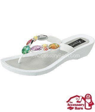 Grandco Sandals - Smooth 25387E