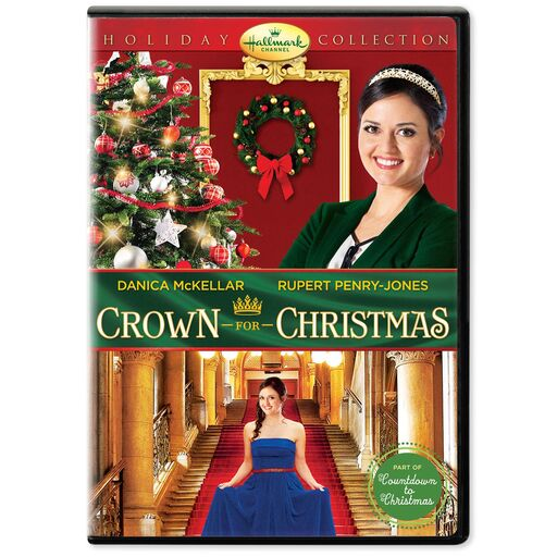 Hallmark Movie Gifts T Shirts Hallmark Christmas Dvd A Crown For Christmas Hallmark Christmas Movies