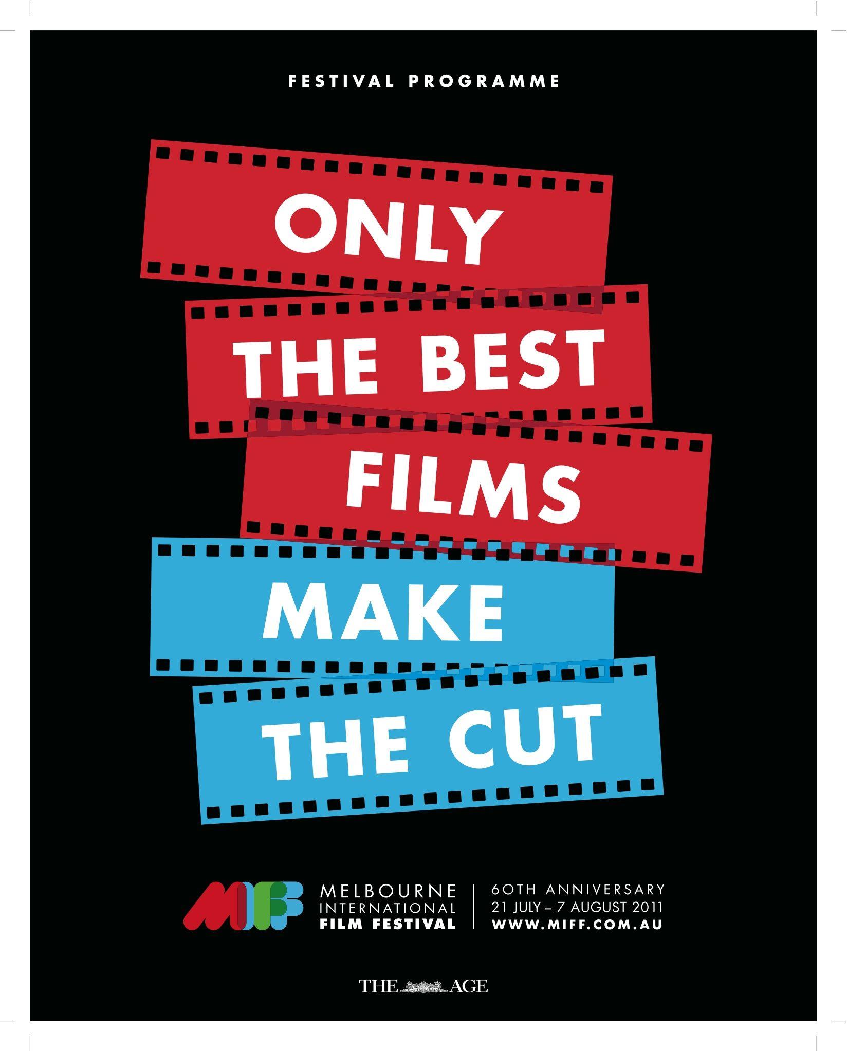 Banner design for job fair - Melbourne International Film Festival