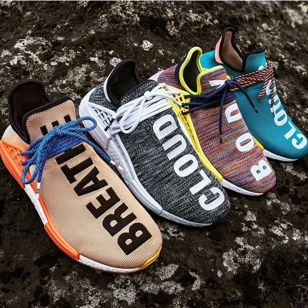 c0bdce68a7088 New Adidas Pharrell Williams