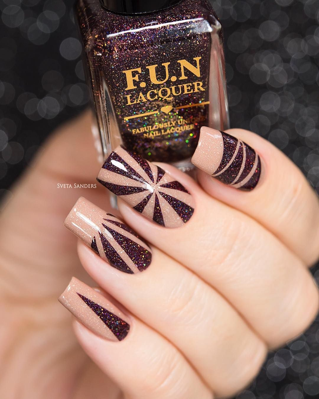 FunLacquer Superstar u Happiness by funlacquer  ногти  Pinterest