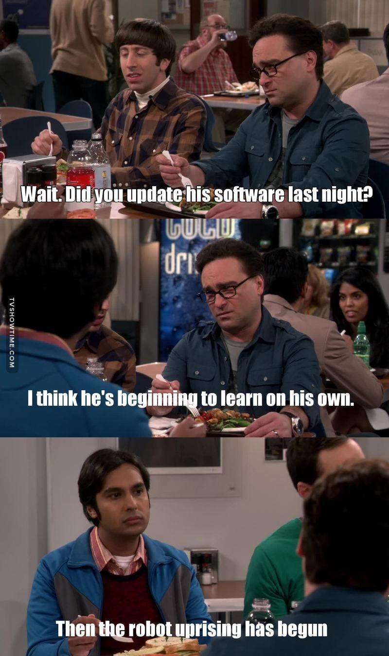 Stephen Hawking Big Bang Theory : stephen, hawking, theory, Machines!, About, Sheldon., #TheBigBangTheory, (S10E09), Parlantes