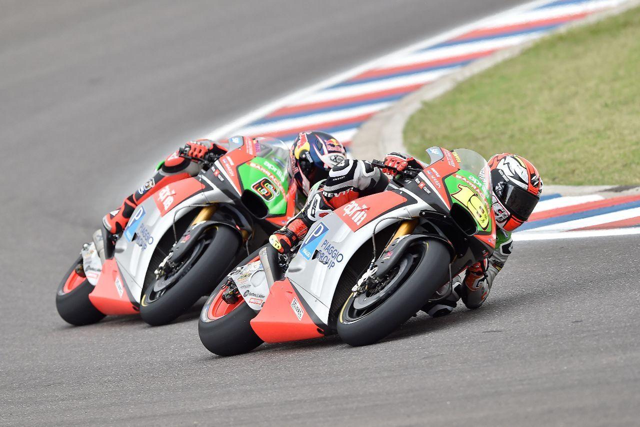 MotoGP. Aprilia едет в Остин на ГП Америки | GP RACING