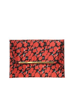 ASOS Leopard Print Laptop Case