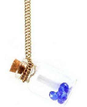 Refreshing Blue Colored Necklaces For Spring/Summer 2013 -For prices and review visit intreviews.com