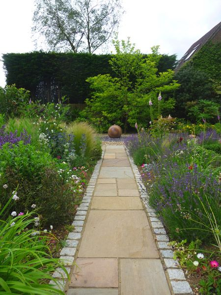 Arts And Crafts Garden Style Google Search Landscape Ideas