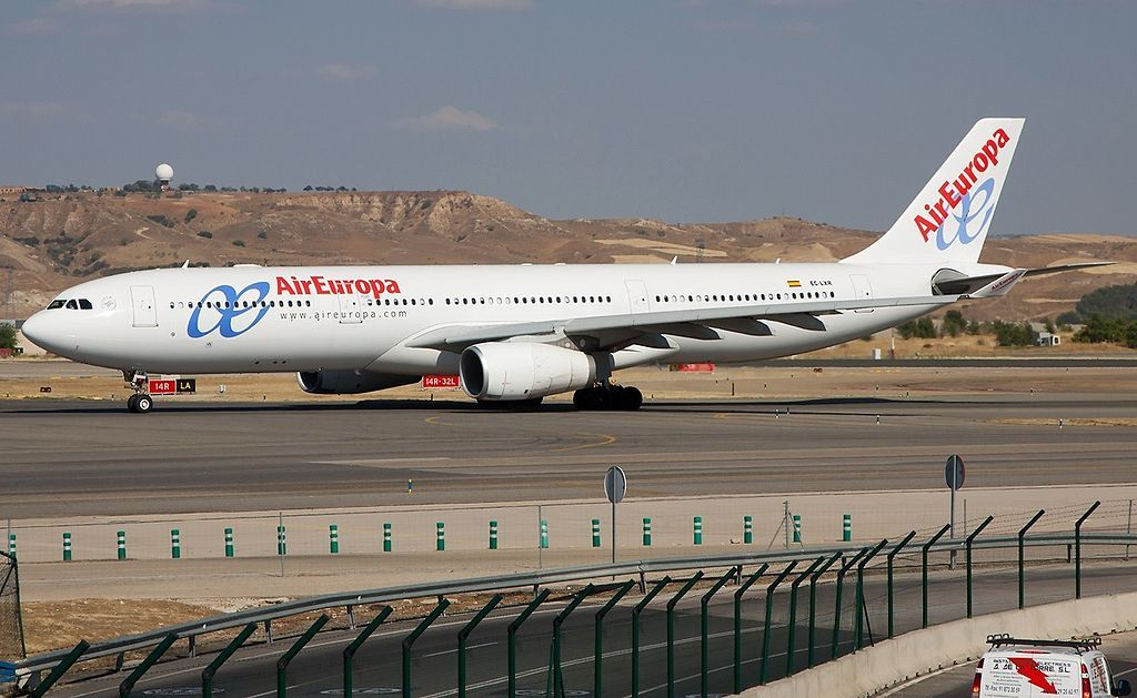 Air Europa Fleet Airbus A330300 Details and Pictures