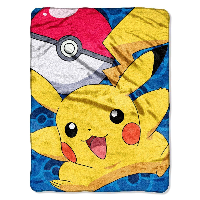 pokemon blanket bedroom theme pinterest pokemon blanket