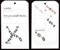 Tangle/Pattern Cards | Zentangle Fun with Mary Elizabeth