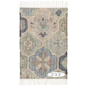 Pali Blue Woven Jute Rug In 2020 Rugs Rug Runner Dash And Albert