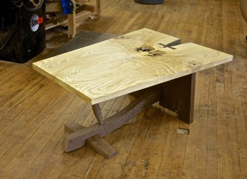 Learn How To Makea Nakashima Style Wood Table At A Philadelphia Furniture Work Woodworking Course