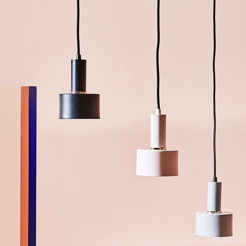 Nuevo Gemma Pendant Lighting - Blush