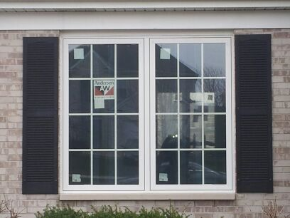 Andersen 100 Series Casement Windows Installed By Opal