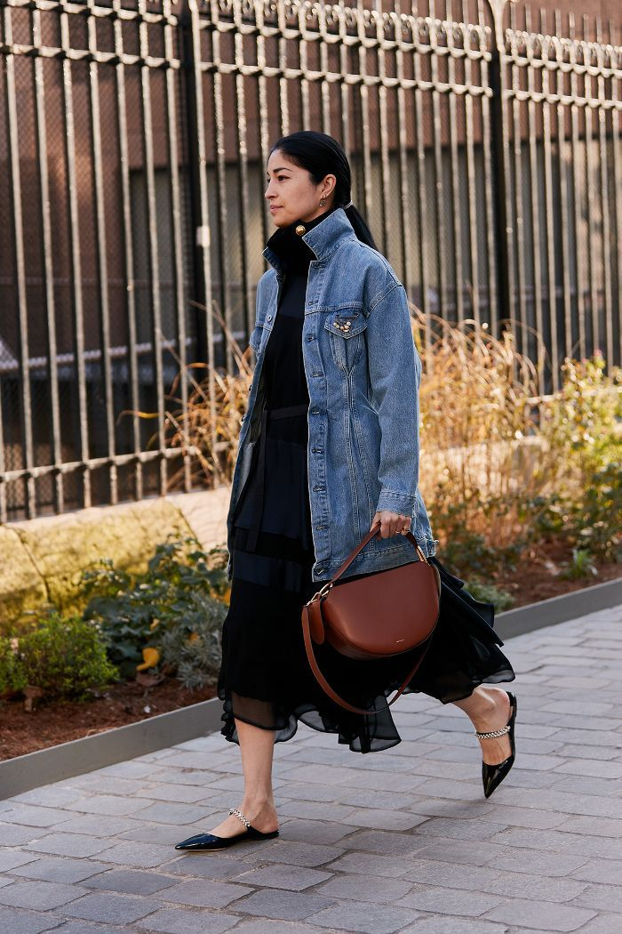 The Latest Street Style From Paris Fashion Week #trendystreetstyle
