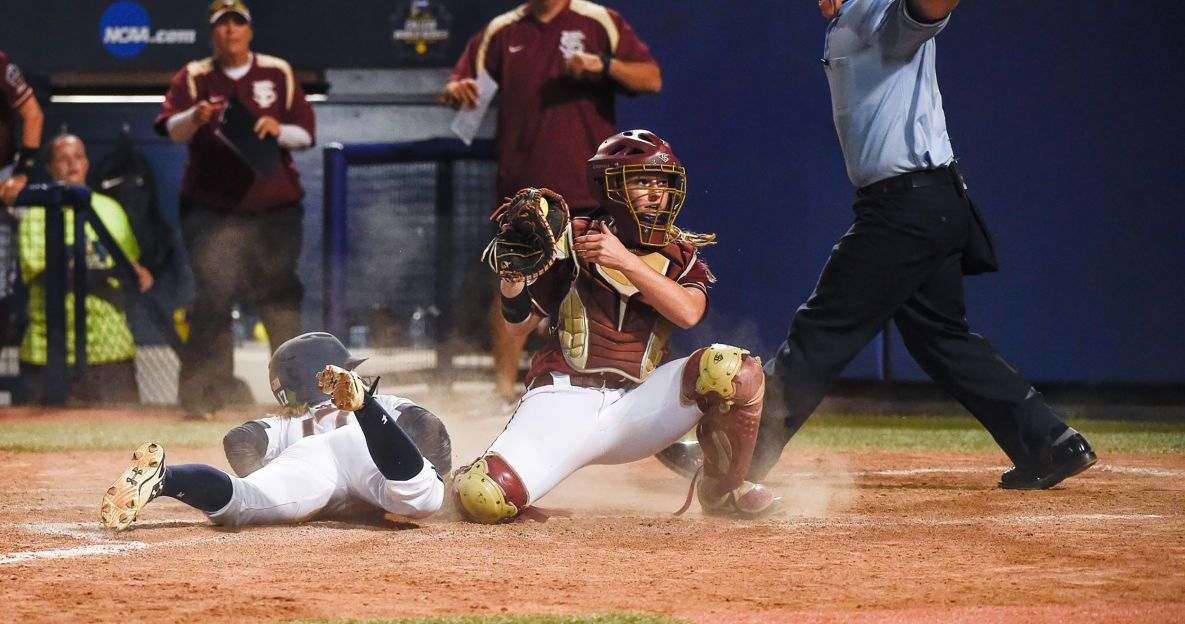 OKLAHOMA CITY — Auburn is two wins from its first softball