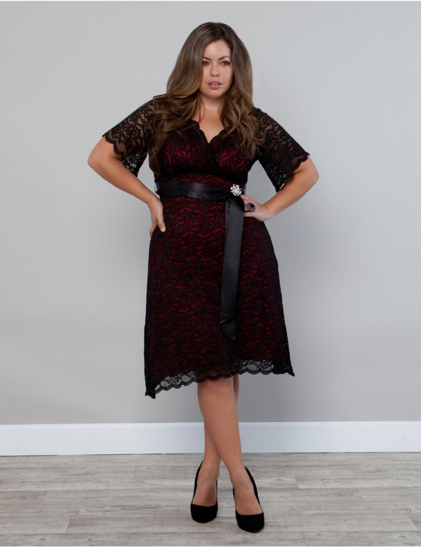 22a81a32bf97 Plus Size Evening Dresses, Special Occasion Dresses | Lane Bryant ...