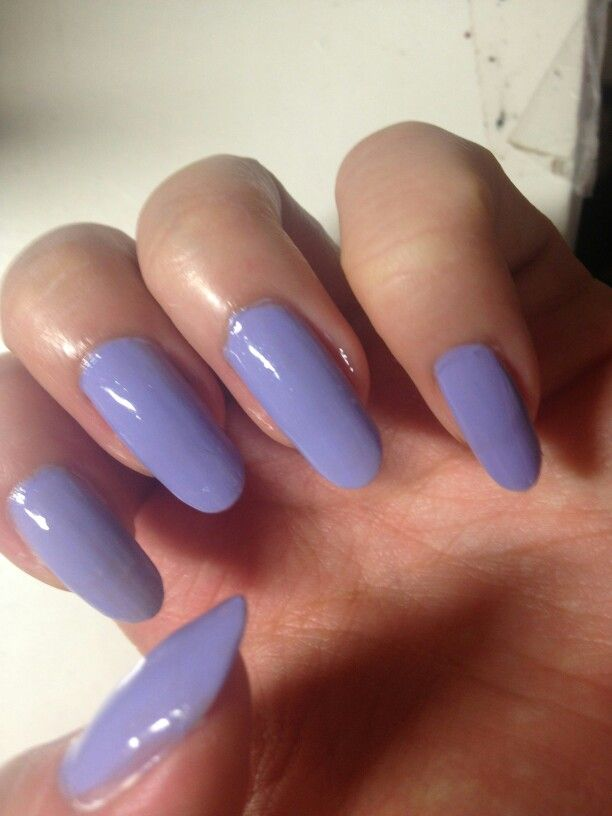 Long oval shaped nails | Nails | Pinterest | Oval nails, Makeup ...