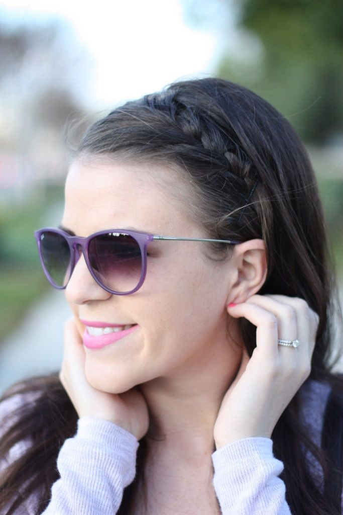 2710deef20023 Pin by glasses.com on Blogger Crush   Pinterest   Sunglasses, Cheap ...