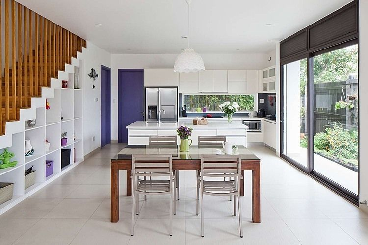 D2 Town House By Mm Architects Homeadore Home Interior House Interior