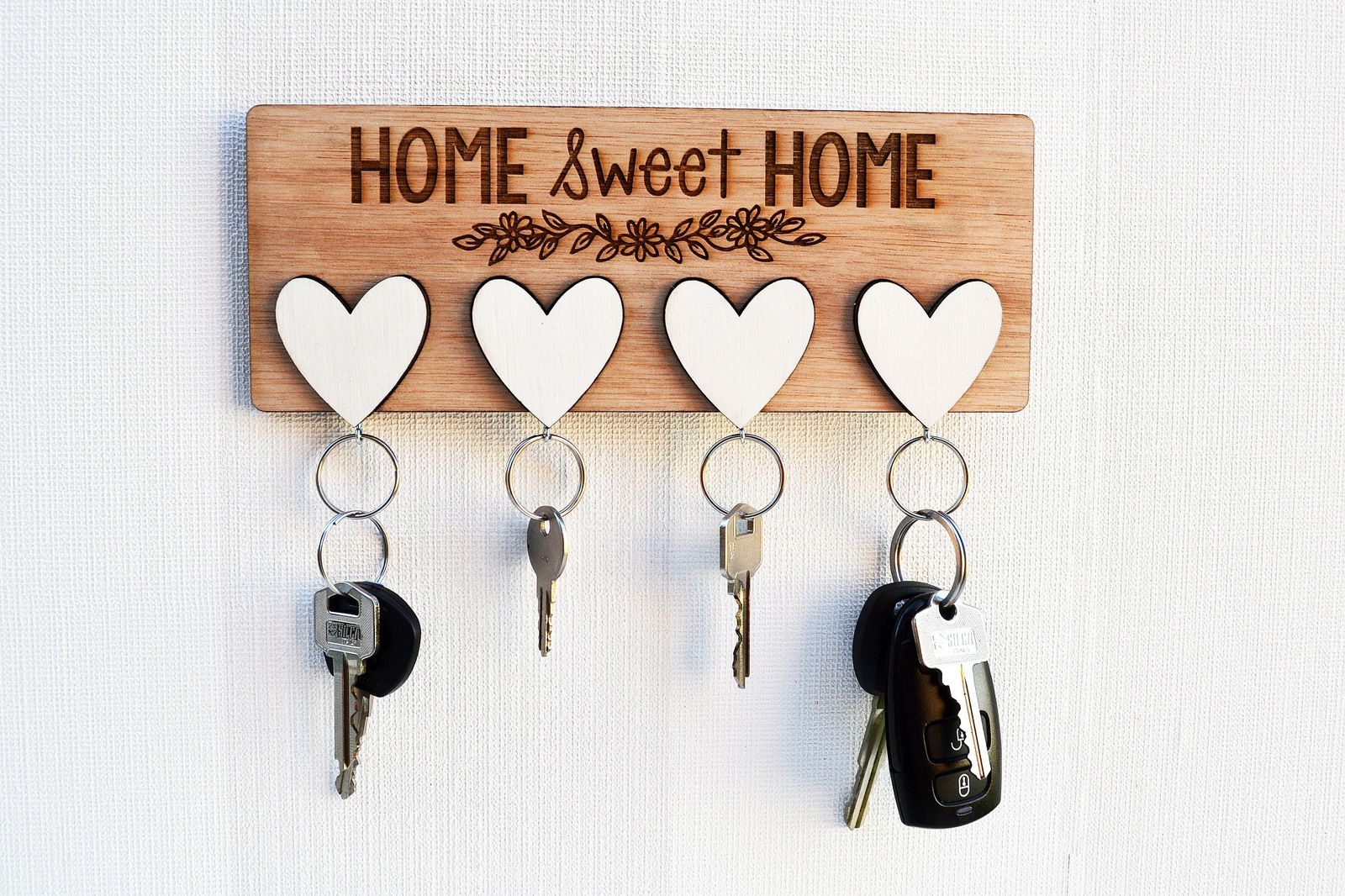 Wall Key Holder Diy Google Search Trays Diy Home Decor
