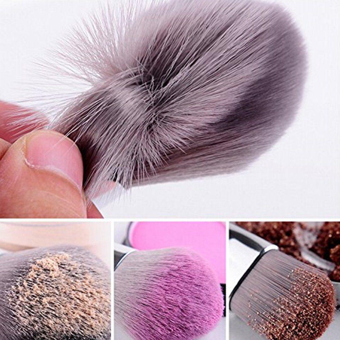 How to Choose Powder brush,Eyeshadow brush,Blush brush