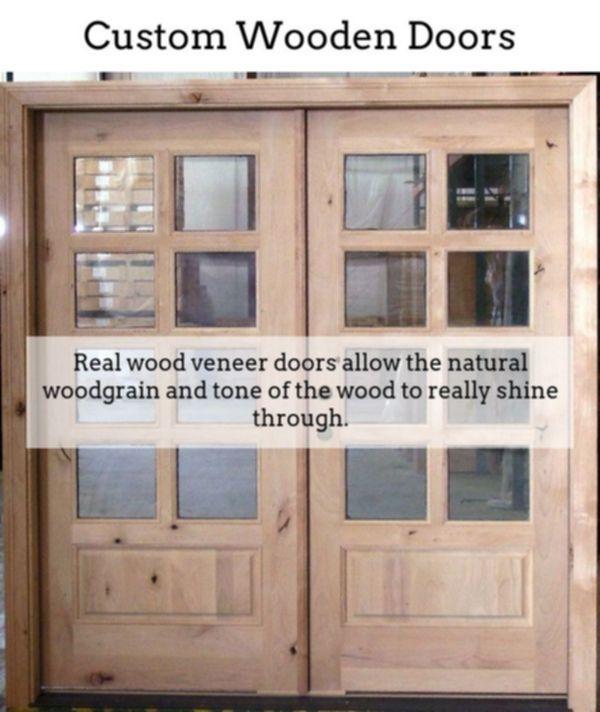 Dark Wood Interior Doors Solid Wood Interior Doors Prehung