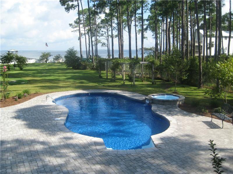 Inground pools galleries gulf coast pool and spa inc