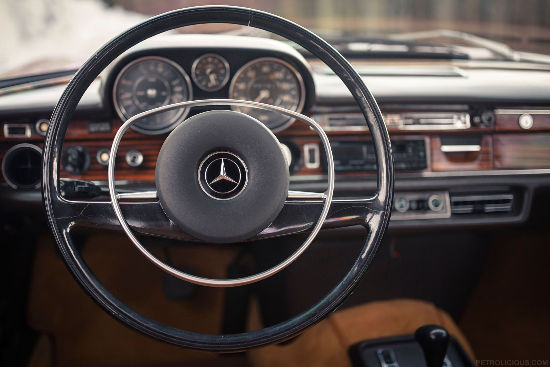 This Mercedes Benz Mechanic Preserves History With Painstaking
