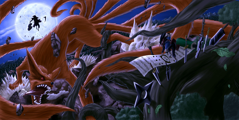 10 Best Hashirama Vs Madara Wallpaper FULL HD 1080p For PC